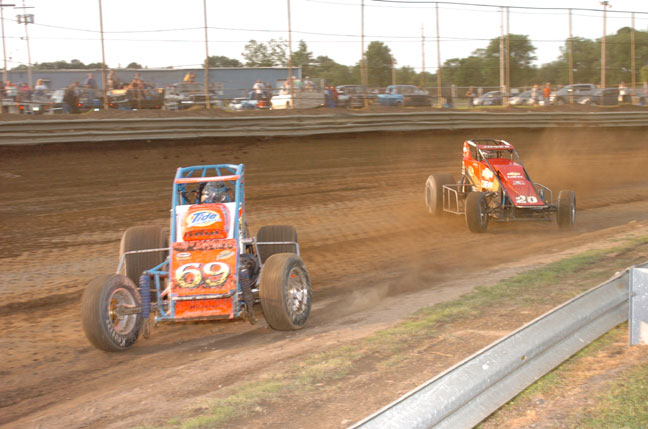 LAST NIGHT OF THE PA SWING , RESULTS FROM MERCER RACEWAY PARK- JUNE 6