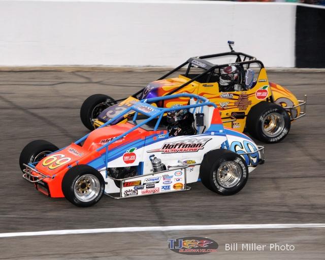 Hoffman Auto Racing   USAC Sprint Car Team   Latest News